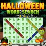 Halloween Words Search